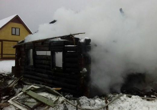 Пожар Ивановская область, г. Иваново, Бакинский проезд, д. 60.