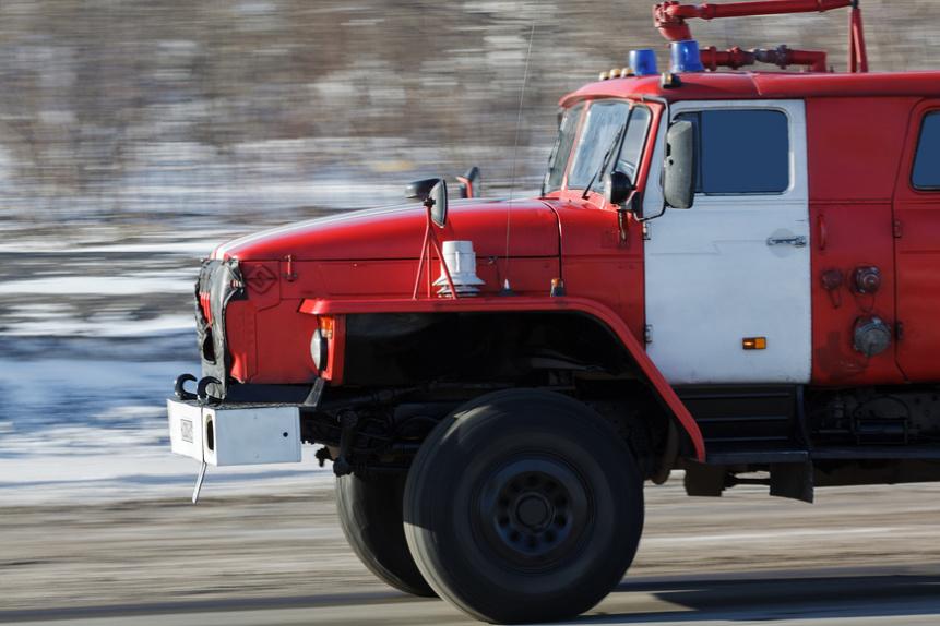 Пожар Ивановская область, г. Кинешма, ул. Кирпичная, д. 21А ликвидирован.