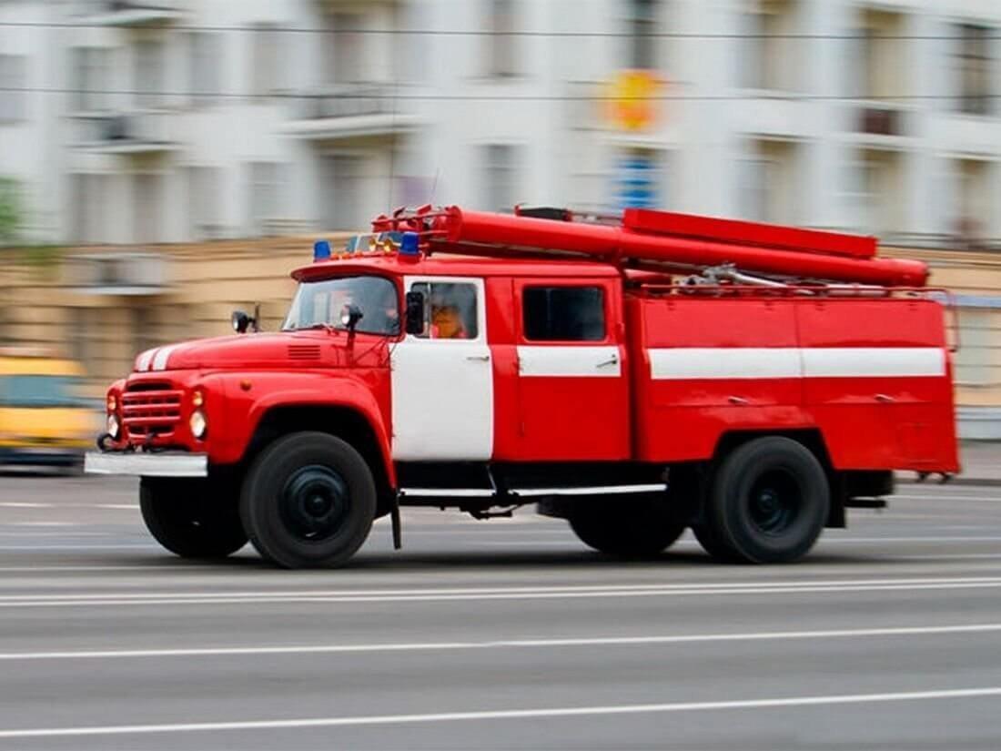 Пожар Ивановская область, г. Тейково, ул. Октябрьская, д. 49