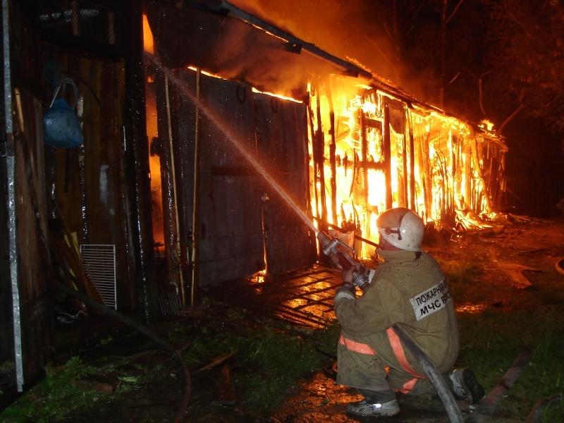 Пожар Ивановская область, Савинский район, н.п. Набережная, д. 56