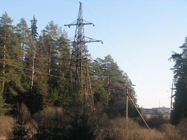 Отключение электроснабжения в Родниковском муниципальном районе.